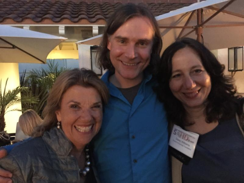 Eve Konstantine, Jeff Vander Clute, Diane Williams
