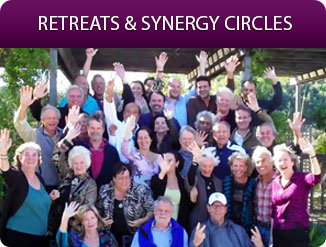 Evolutionary Leaders Retreats & Synergy Circles